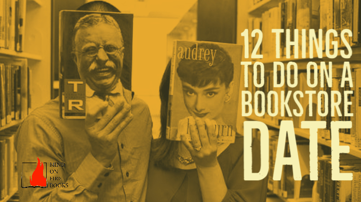 12 Things to do on a Date at a Book Store
