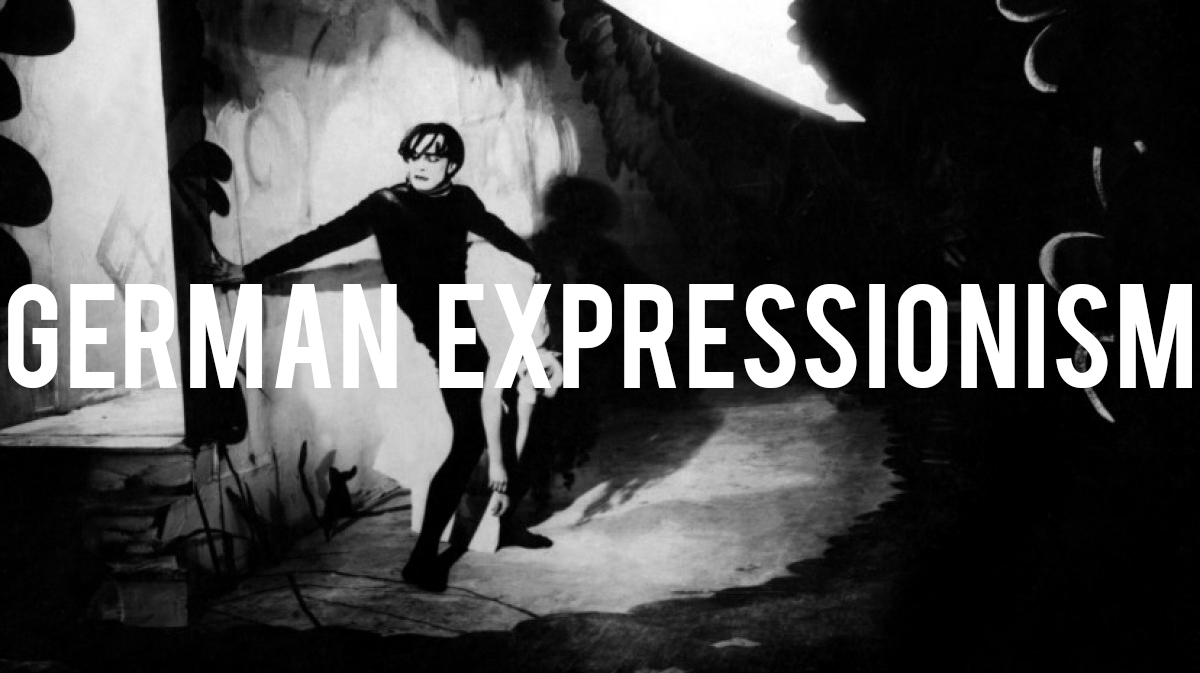 German Expressionism and The Legacy of Dr. Caligari