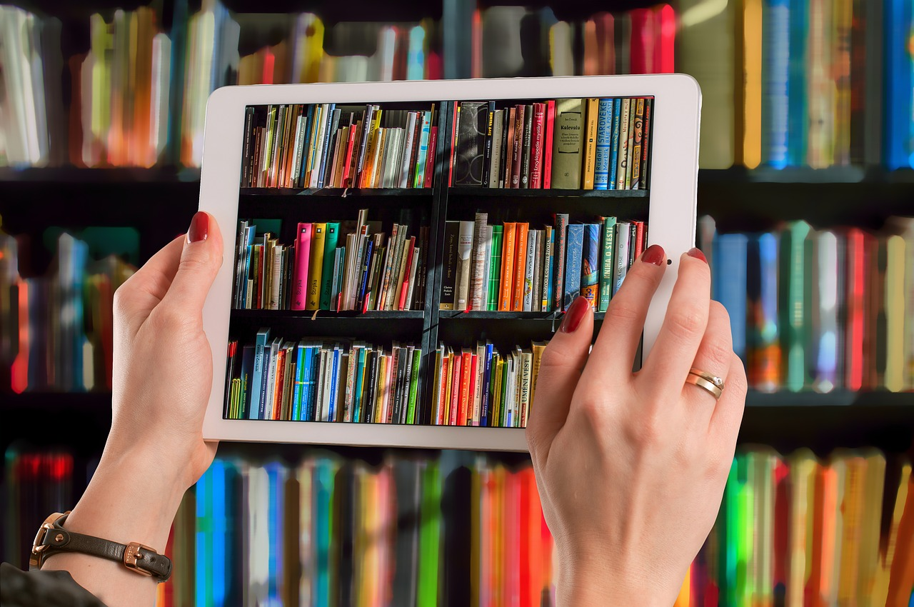 Digital Libraries You Can Visit From Your Home