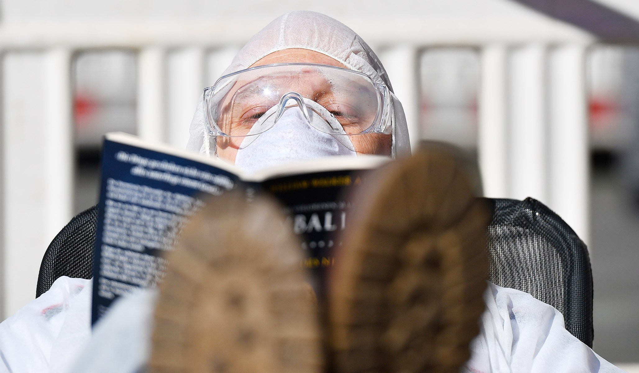 The Quintessential Pandemic Reading List