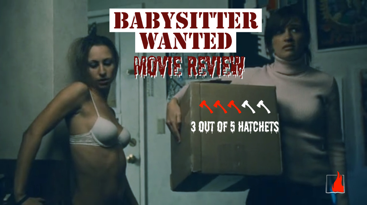 Babysitter Wanted Movie Review by Horror Author A.R. Braun