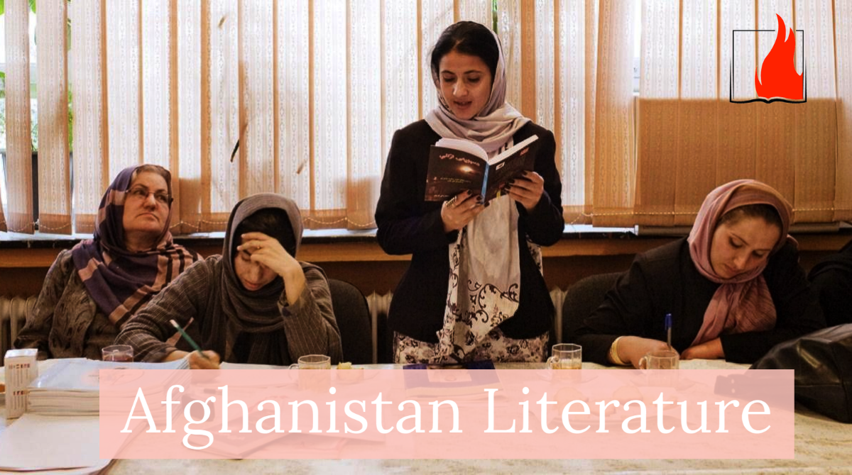 Afghanistan Literature: Memoirs, Poetry, Non-Fiction and Fiction