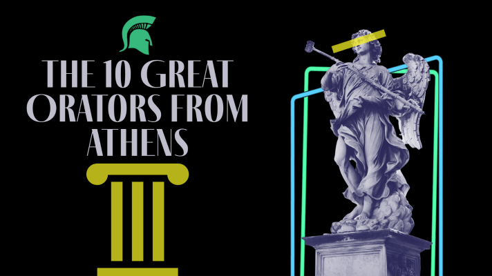 The 10 Greek Orators From Athens